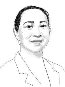 Dr Pei-Ju Rosselet