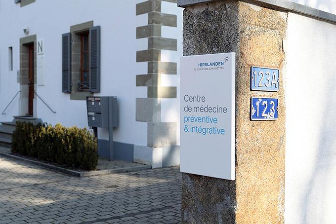 Centre de médecine