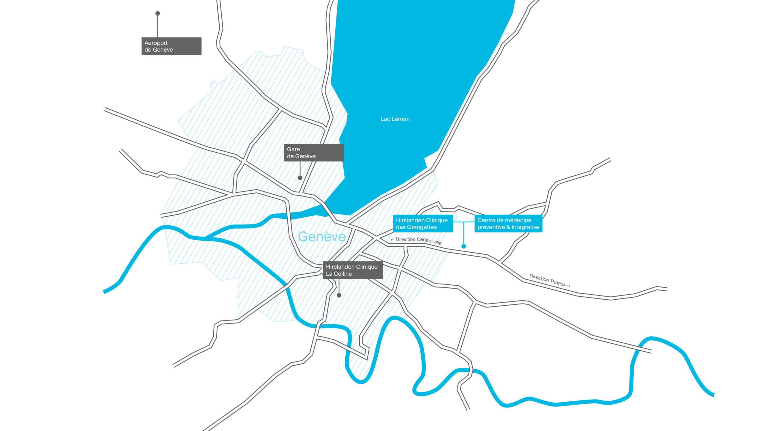 Plan de Genève